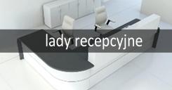 Lady recepcyjne Katowice