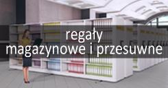 Regały magazynowe Katowice