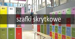 Szafki skrytkowe Katowice