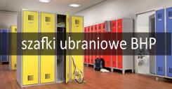 Szafki BHP Katowice