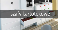 Szafy kartotekowe Katowice